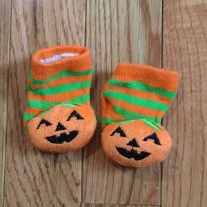 Other - Newborn pumpkin 🎃 socks
